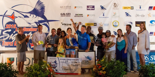 awards at leg 1 los suenos triple crown
