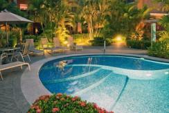 veranda pool