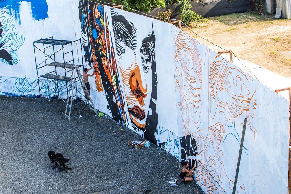 jaco mural
