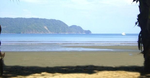 Playa Tambor Beach