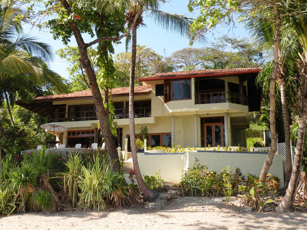 Refined & Plush Beachfront Escape For Sale on the Shores of Tambor