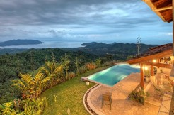 ocean view homes for sale in costa rica