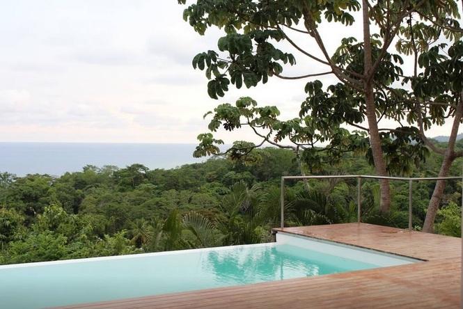 villa in montezuma