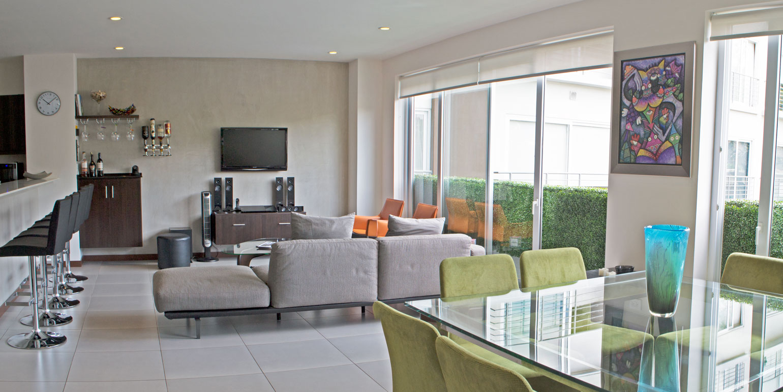 Modern Sophistication Abounds in Luxury Condo for Sale in Escazu