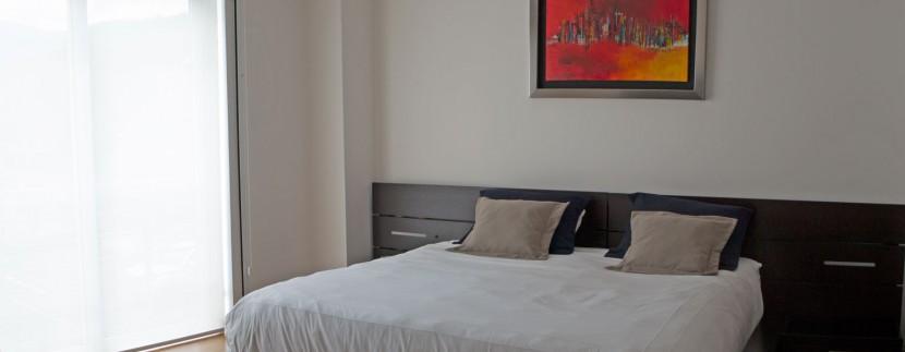 Amazing Condo Master Bedroom