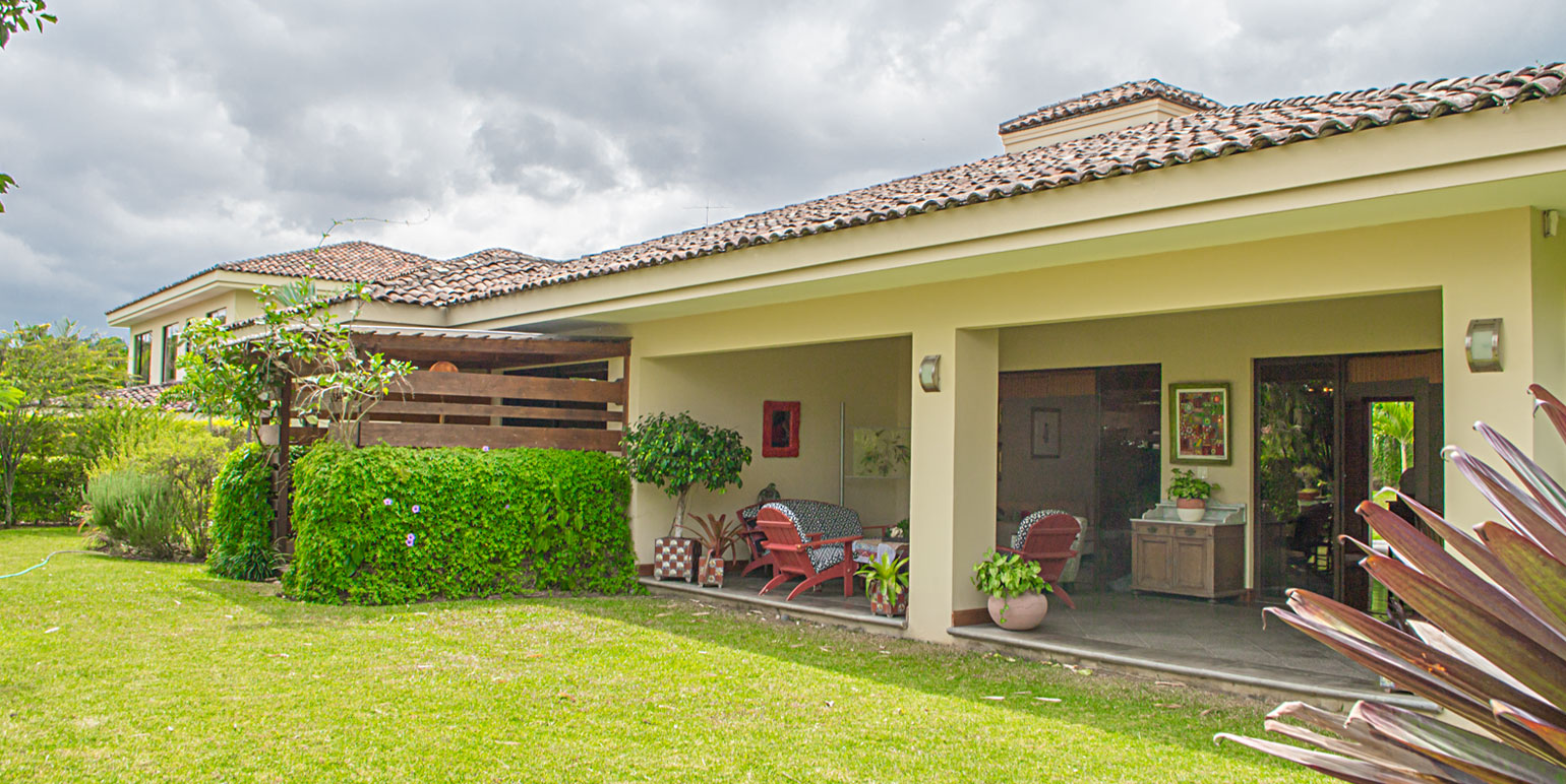 Colonial Home In Escazu For Sale Costa Rica Real Estate