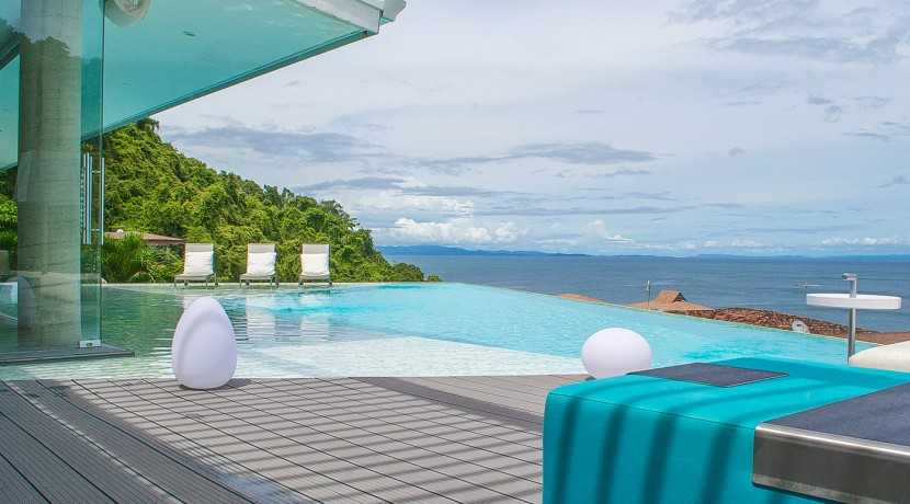 EOS Pool and View