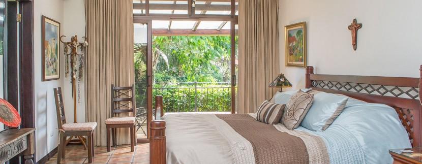 Evergreen Garden Master Bedroom