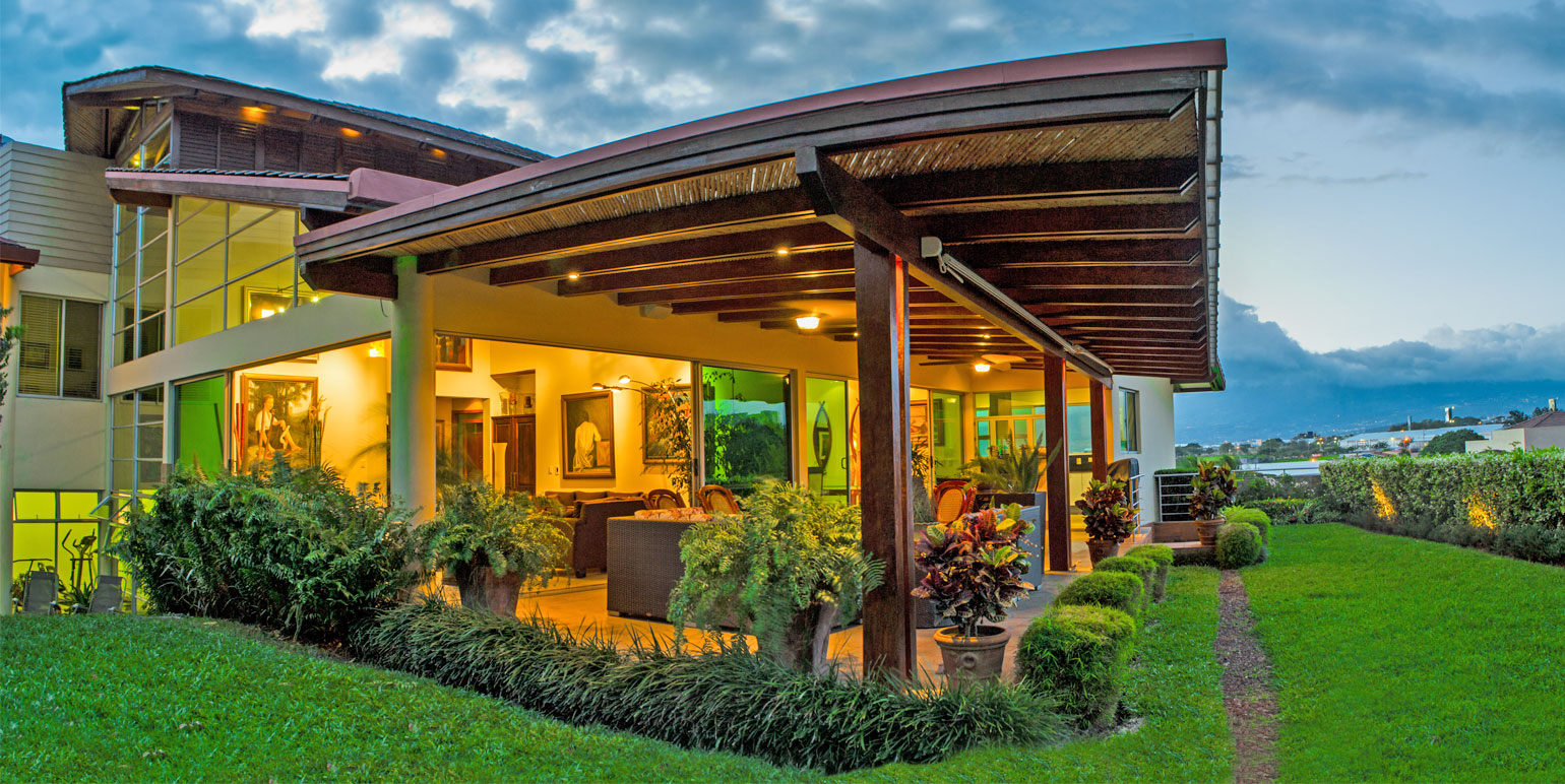 Contemporary Posh Estate For Sale in Escazu, Central Valley
