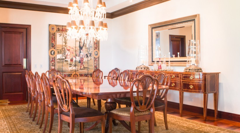 High View Dining Room