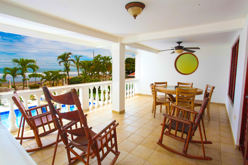 La Paloma Blanca Exceptional Beachfront Villa for Sale in Jaco