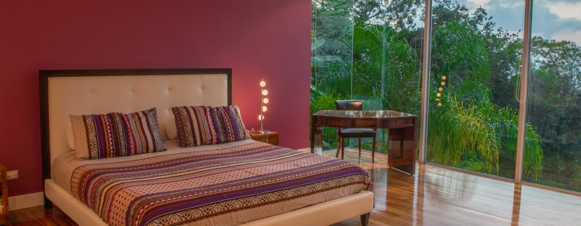 Jewel House Master Bedroom