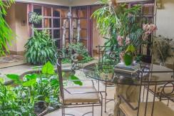 Lifetree House Inner Garden2