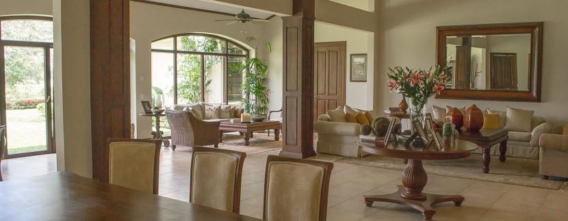 Sun _ Golf House Social Area