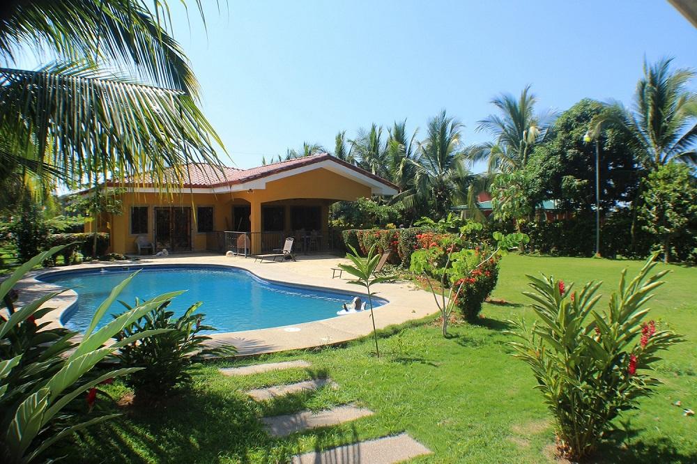 Beautiful Country Beach Home For Sale Esterillos Costa Rica Properties