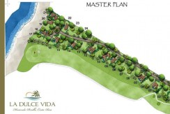 La Dulce Vida Hacienda Pinilla Beachfront Lot For Sale