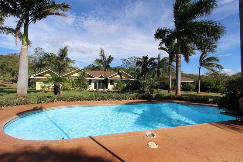 Finca el Flor Estate and Farmland For Sale in Guanacaste