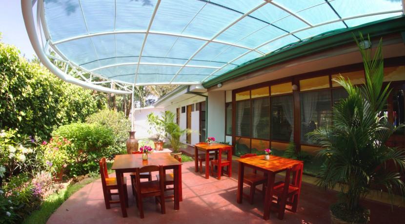 Hotel La Rosa de America Patio Restaurant