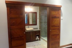 12. Beautiful Wood Sliding Doors