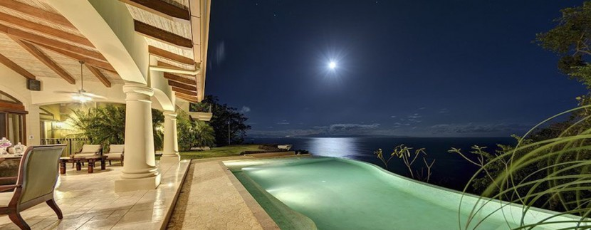 luxury homes in costa rica