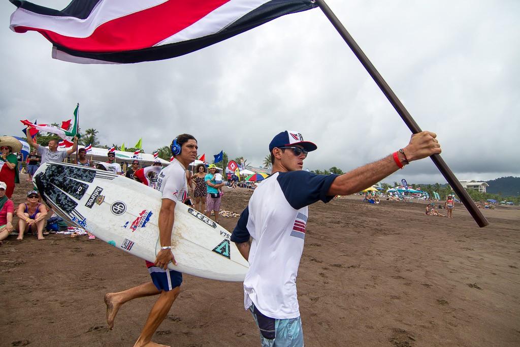 2016 world surfing games