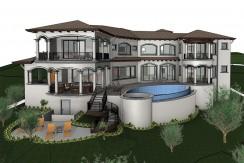 luxury home in los suenos costa rica
