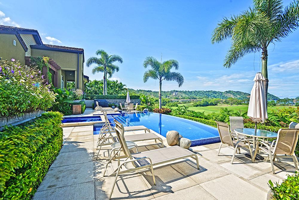 Villa Tranquila Ocean View Home in Los Suenos