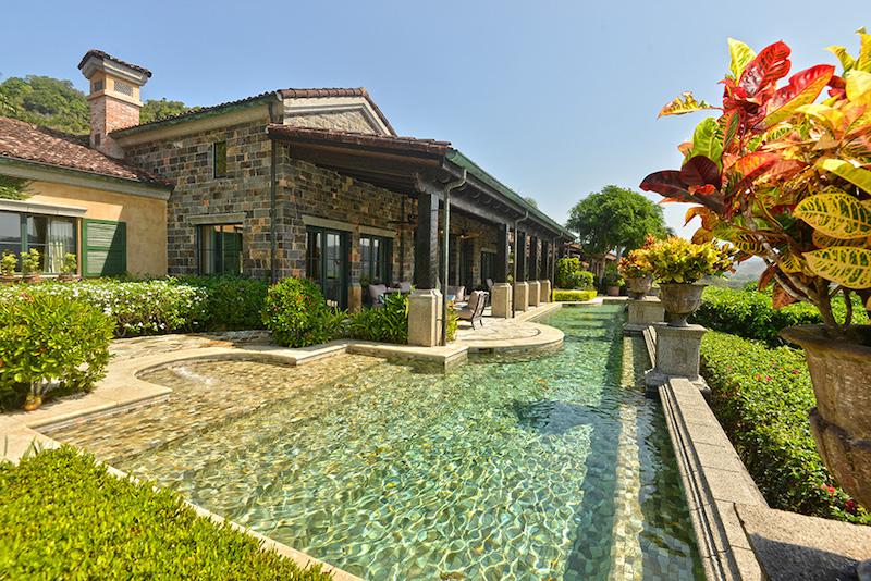 Luxurious Mediterranean Style Ocean View Villa
