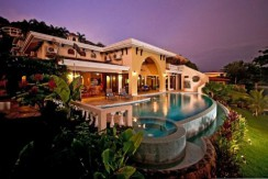 luxury home playa flamingo