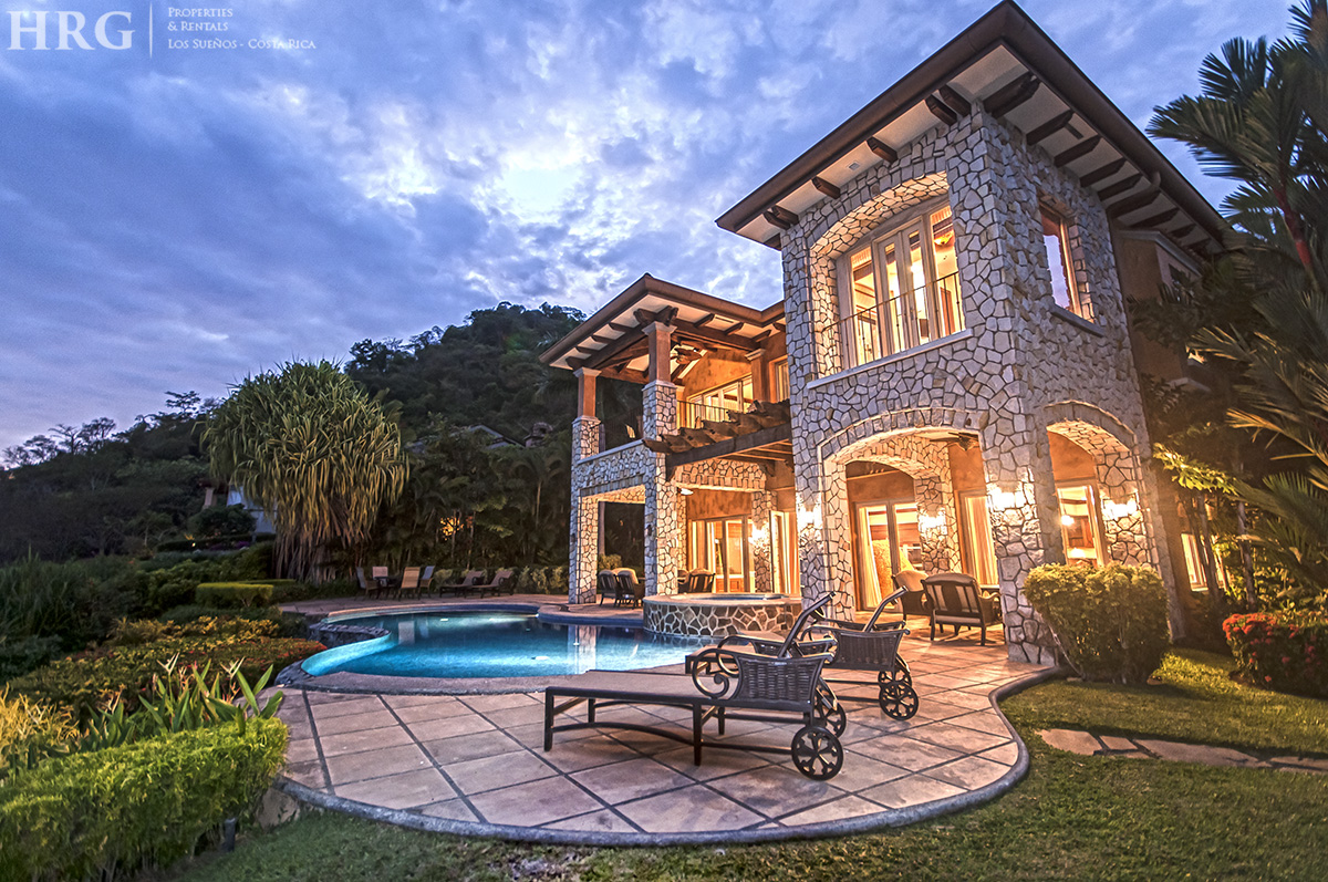 Villa Austin – Spectacular Ocean View Tuscan Estate -RESERVED