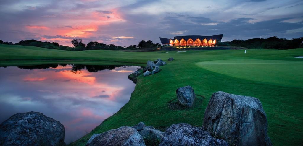 golf at peninsula papagayo