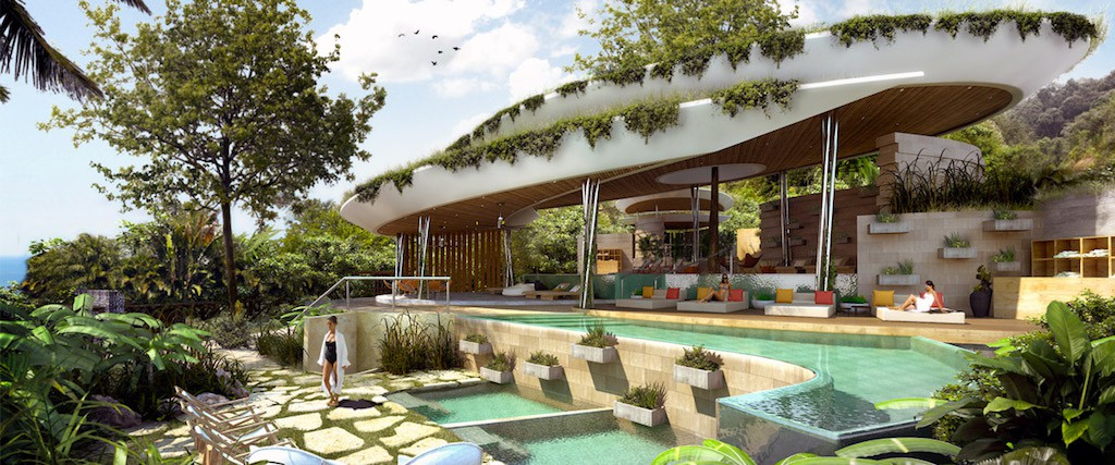 custom built eco-friendly home costa rica