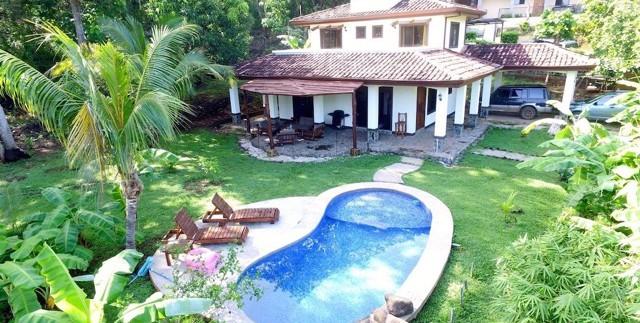 beach home in guanacaste