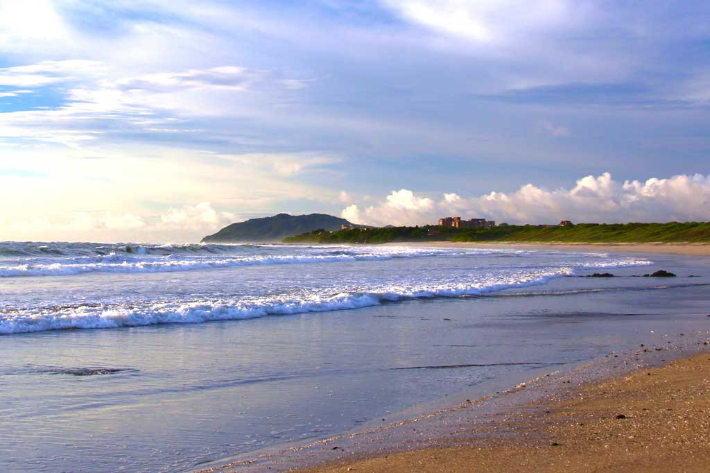 hacienda pinilla beaches