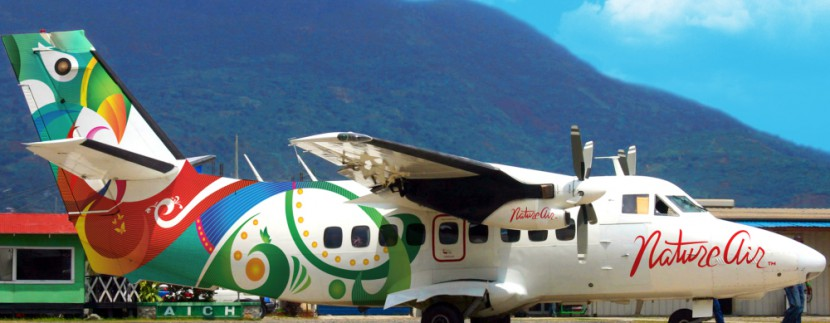 Nature Air Flights to Nosara Costa Rica