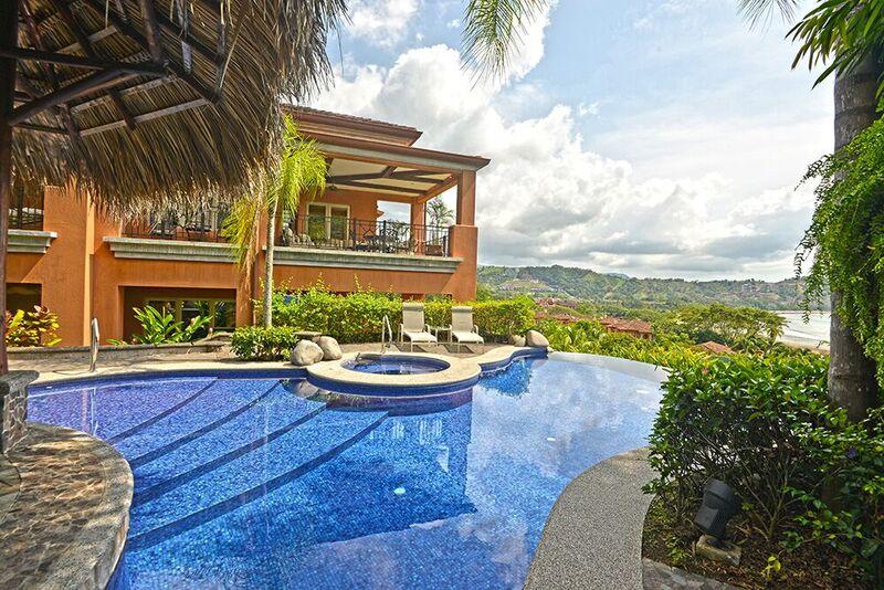 Los Suenos Terraza  Condo with Marina & Bay Views, 3 bedrooms 3 1/2 baths