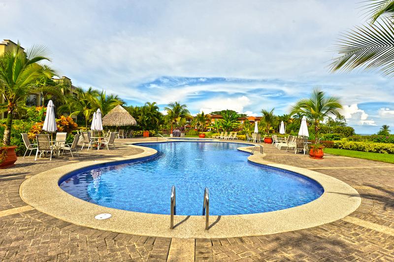 Del Mar Golf Course Condo in Los Suenos Costa Rica