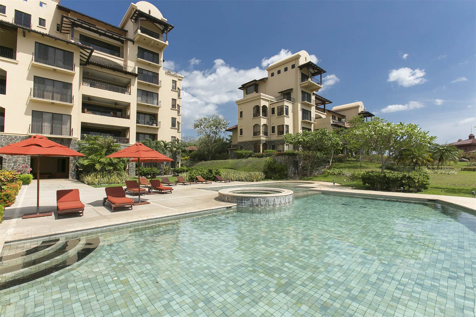 Malinches Condo at Reserva Conchal with Pool & Ocean Views