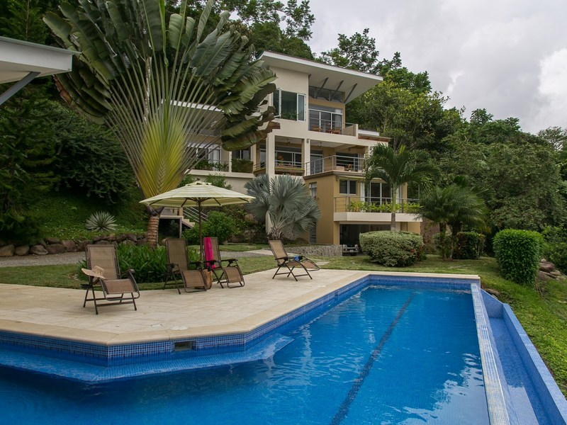 luxury homes dominical costa rica