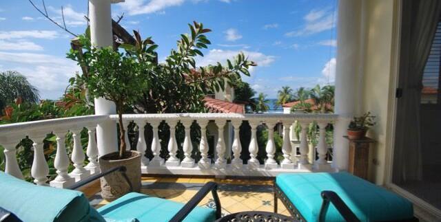 terrace to ocean