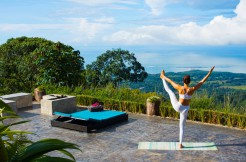 boutique hotel and yoga retreat