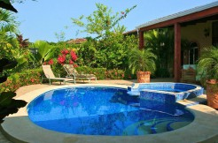 costa rica beach home for sale