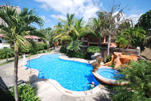 4-Bedroom Beachfront Home at  La Flor in Jaco