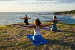 Yoga-Platform