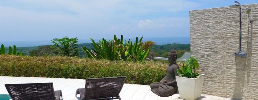 ocean views from pool