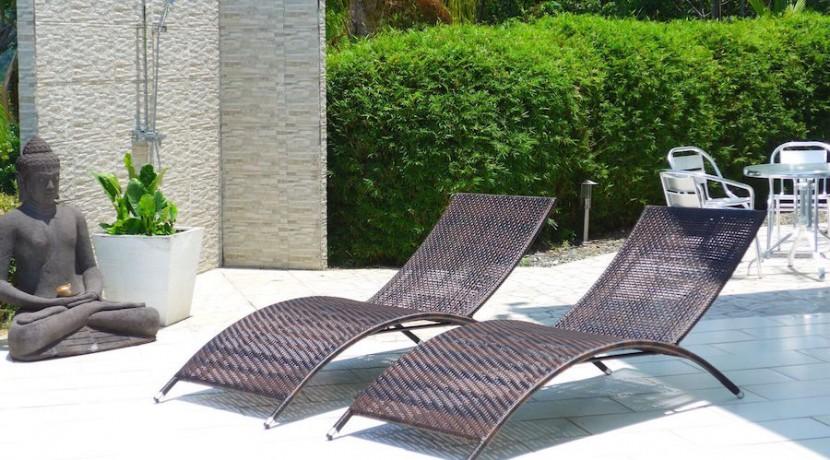 zen villa terrace