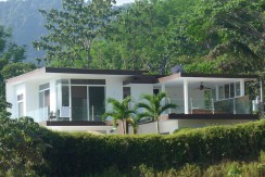 zen villa exterior