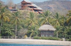 costa rica beachfront condo for sale