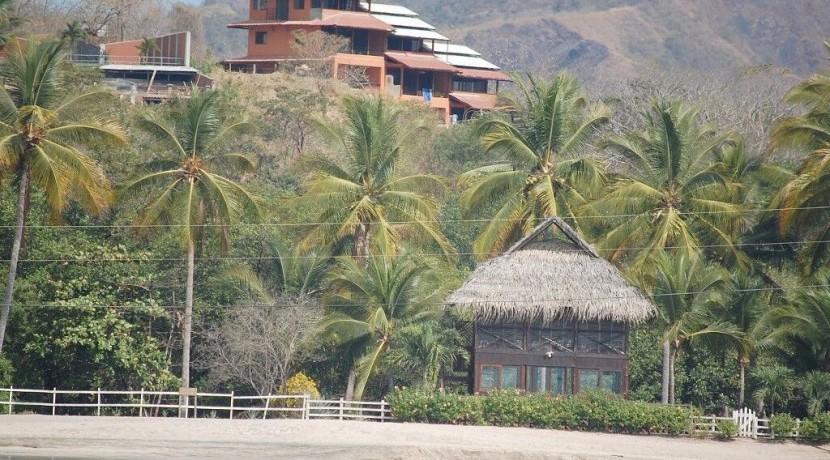playa penca beachfront townhome