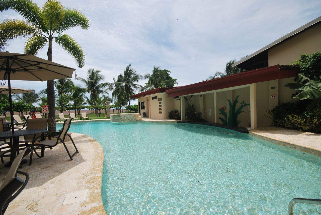 Direct Beach Access Just Steps from this Best Priced Jaco Condo